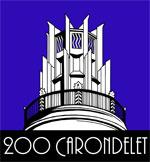 200 Carondelet, New Orleans, LA - Logo